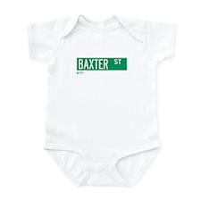 Baxter Place in NY Infant Bodysuit