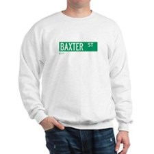 Baxter Place in NY Sweatshirt