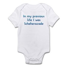 PL Scheherazade Infant Bodysuit