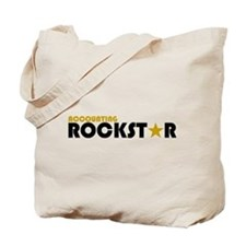 Accounting Rockstar2 Tote Bag