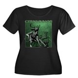 Cernunnos Women's Plus Size Scoop