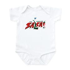 LA Salsa Limited Edition Infant Bodysuit