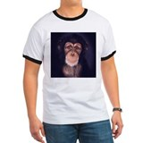 Chimp portrait  T
