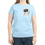 Helmet Shortface Pigeon Women's Light T-Shirt