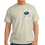 Helmet Shortface Pigeon Light T-Shirt