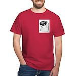 Helmet Shortface Pigeon Dark T-Shirt