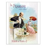 Absinthe Picardine Small Poster