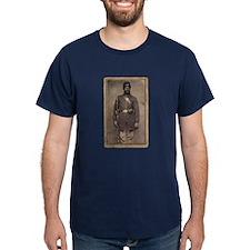 Civil War Soldier on T-Shirt