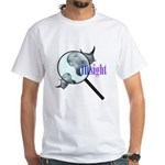 Dolphin Insight White T-Shirt