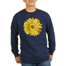 Pop Art Yellow Daisy T