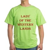 Lady W Lands 9 T-Shirt