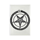 Unique Satan Rectangle Magnet
