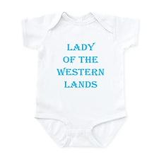 Lady W Lands 5 Infant Bodysuit
