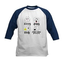 Animals for Smart Babies Tee