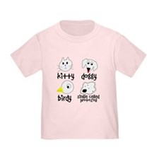 Animals for Smart Babies T