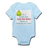 Brand New Leap Baby Infant Bodysuit