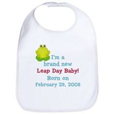 Brand New Leap Baby Bib