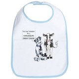 N Great Dane & Cow Bib
