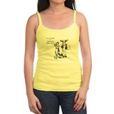 N Great Dane & Cow Ladies Top