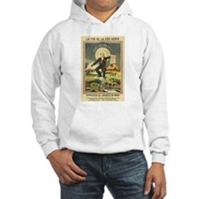 French Absinthe Prohibition Hoodie