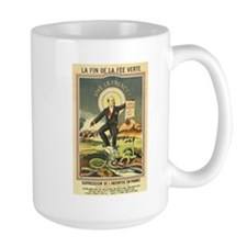 French Absinthe Prohibition Mug