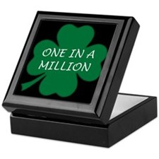One in a Million Keepsake Box