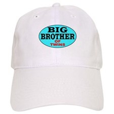Big Brother of Twins Baseball Cap