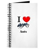 I Love Ants Journal