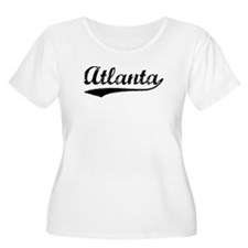 Vintage Atlanta (Black) T-Shirt