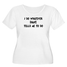 Whatever Diane says T-Shirt