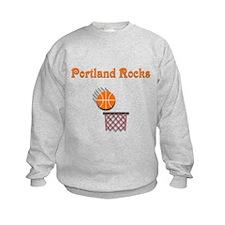 Portland Rocks Sweatshirt
