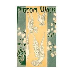Pigeon Walk Posters
