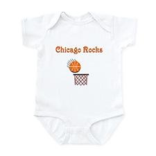 Chicago Rocks Infant Bodysuit