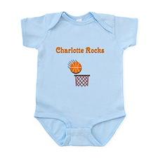 Charlotte Rocks Infant Bodysuit