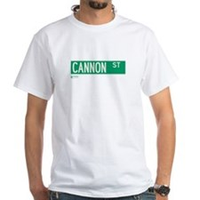 Cannon Street in NY Shirt