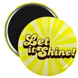 "Let it Shine Christian 2.25"" Magnet (10 pack)"