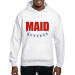 Retired Maid Hooded Sweatshirt