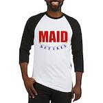 Retired Maid Baseball Jersey