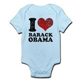 I love Barack Obama Onesie