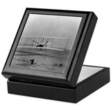 Wright Brothers First Flight Keepsake Box