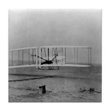 Wright Brothers First Flight Tile Coaster