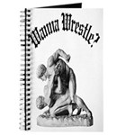 Wanna Wrestle Journal