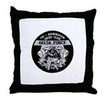 FBI Entry Team Throw Pillow