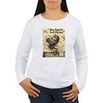 Savings Bonds & Stamps Women's Long Sleeve T-Shirt