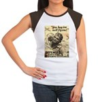Savings Bonds & Stamps Women's Cap Sleeve T-Shirt