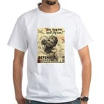 Savings Bonds & Stamps White T-Shirt