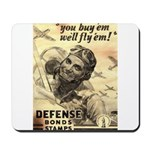 Savings Bonds & Stamps Mousepad