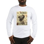 Savings Bonds & Stamps Long Sleeve T-Shirt