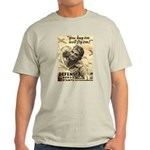 Savings Bonds & Stamps Light T-Shirt
