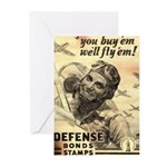 Savings Bonds & Stamps Greeting Cards (Pk of 10)